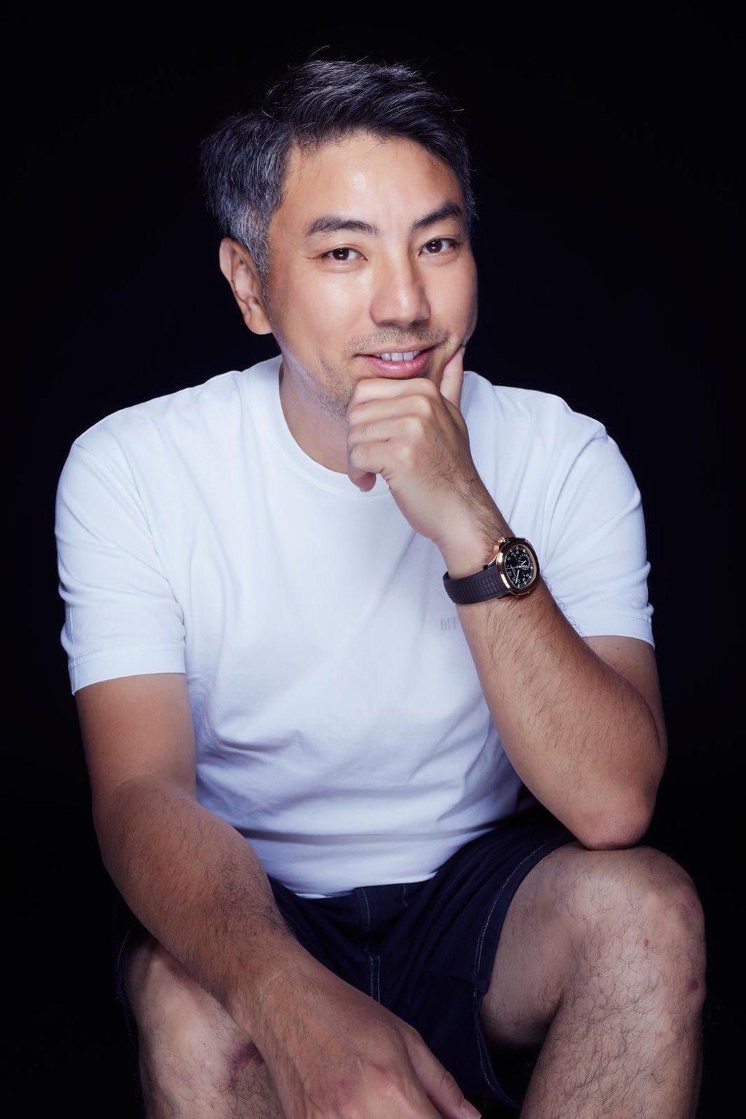 詹仁雄眼光放在未來5至10年。圖/詹仁雄提供