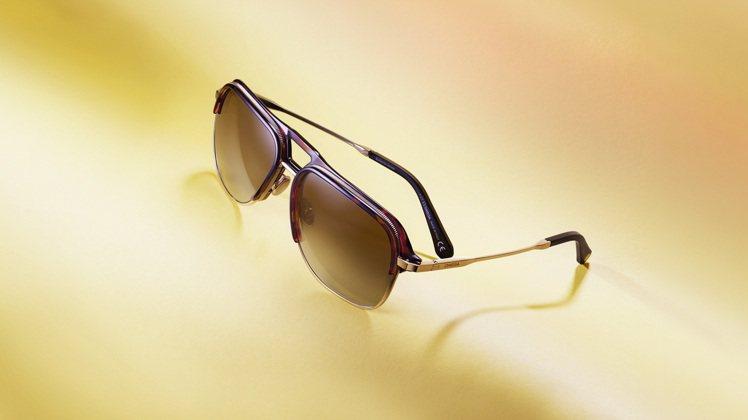 OMEGA,今年推出全新太陽眼鏡系列,展現飛行員、高級製表與男士生活風格的共同聯...