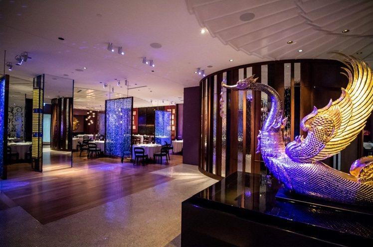 米其林餐盤推薦Thai Thai 泰式餐廳。圖/台北文華東方酒店提供