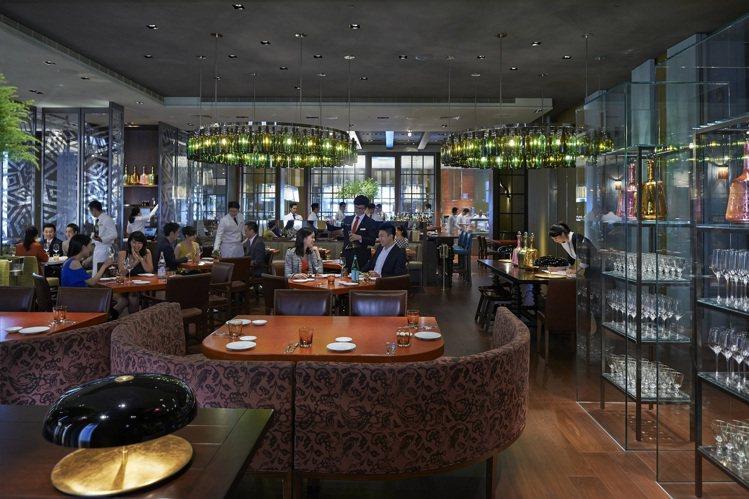 Bencotto餐廳也加入此次活動。圖/台北文華東方酒店提供
