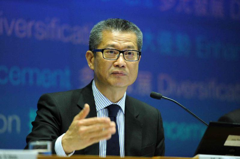 香港政府財政司司長陳茂波。環球網