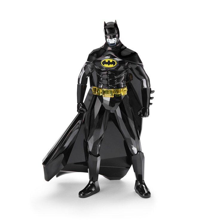 施華洛世奇蝙蝠俠擺件/14,900元。圖/施華洛世奇提供
