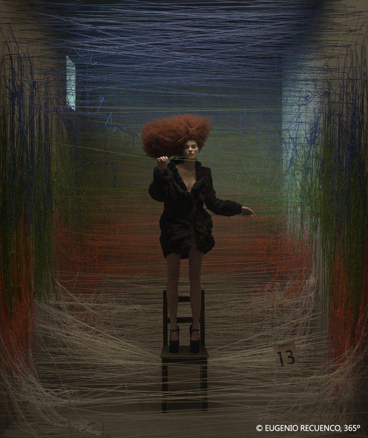 【第三展區】超現實奇幻攝影棚。圖/聯合數位文創提供。