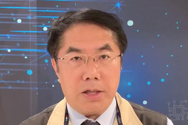 台南市長黃偉哲。記者鄭維真/翻攝