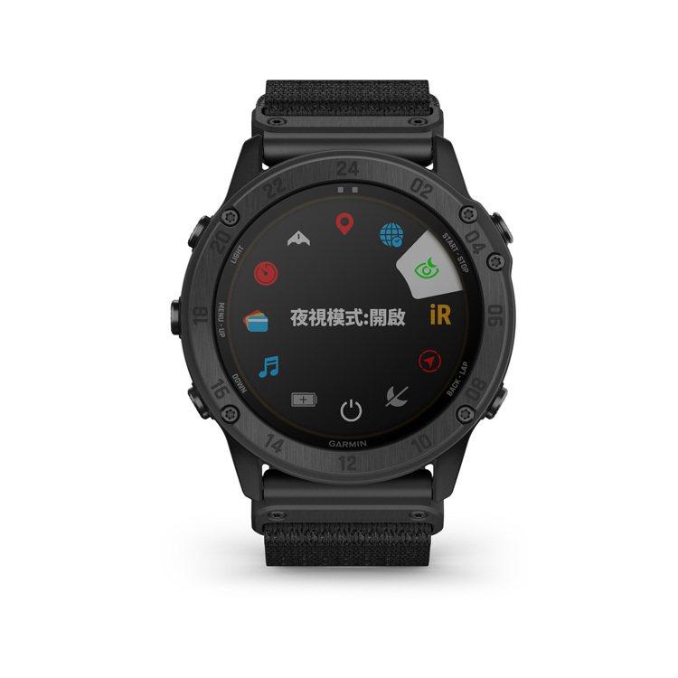 Garmin Tactix Delta Solar太陽能複合式戰術GPS腕表,售...