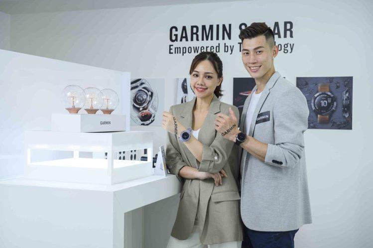 Garmin擁有超過30項太陽能專利技術,打造業界最強5倍電力。圖/Garmin...