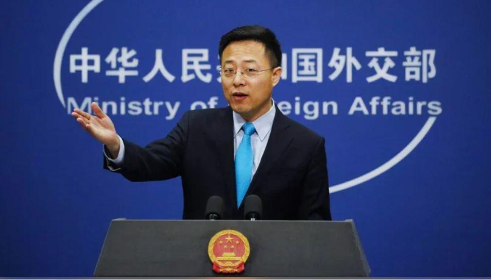 大陸外交部14日針對美國對南海聲明回應美國才是當地和平穩定的「破壞者」和「麻煩製...
