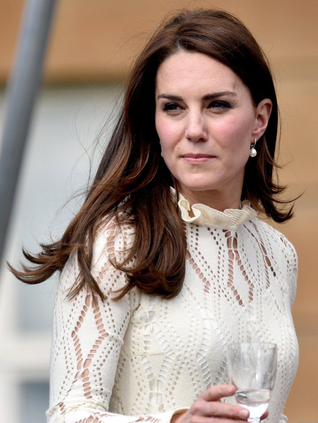 凱特完美的公眾形象之下,有外人不得而知的真實性情。圖/路透資料照片