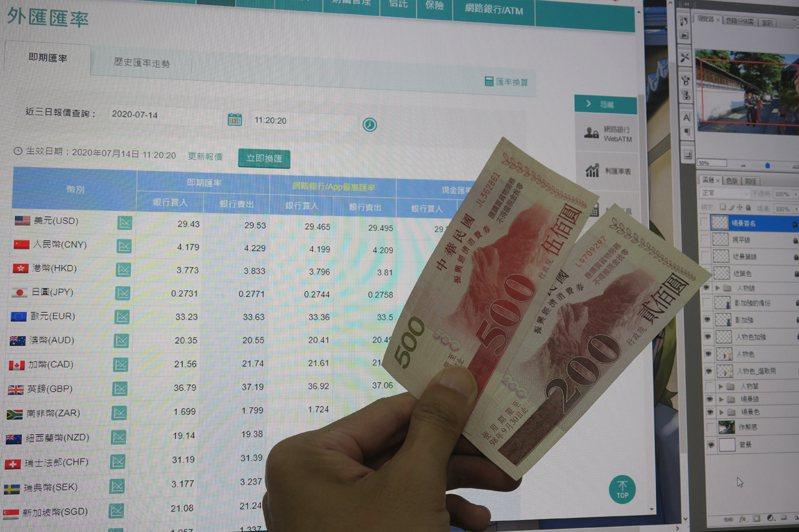 網友秀出早就領到的「振興券」,其實是馬政府時代所發行的振興經濟消費券。 圖擷自PTT