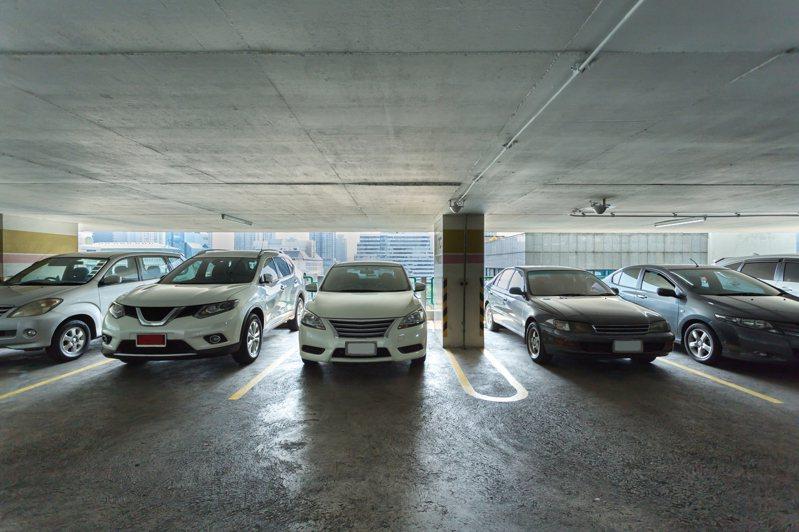 全台最難停的停車場,網友狂點名「南港citylink」地上停車場。 示意圖/ingimage