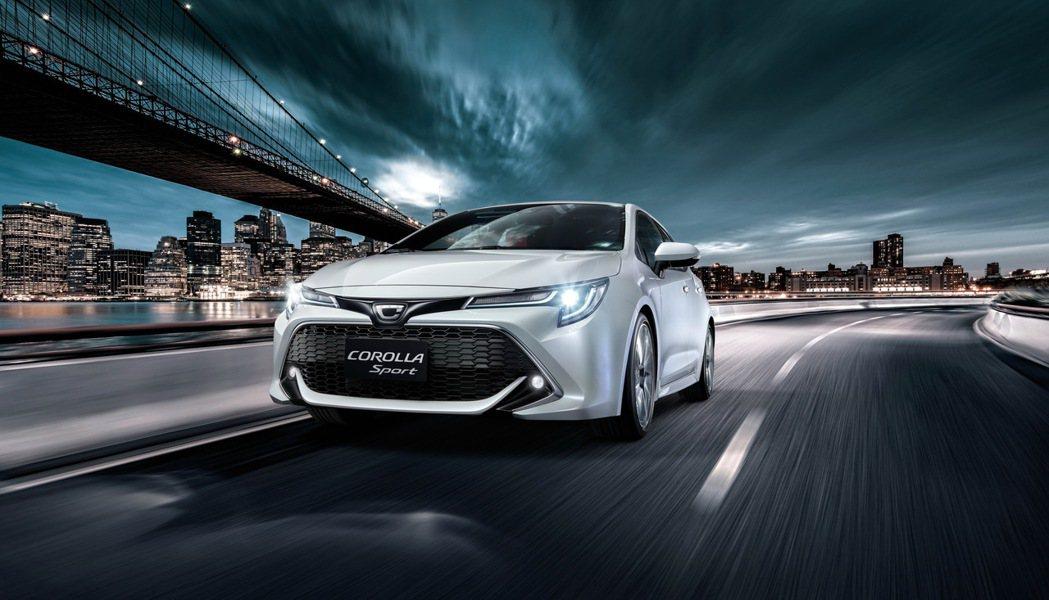 首次引進「鉑鑽白」,提供車主彰顯不凡品味的全新選擇。 圖/和泰汽車提供