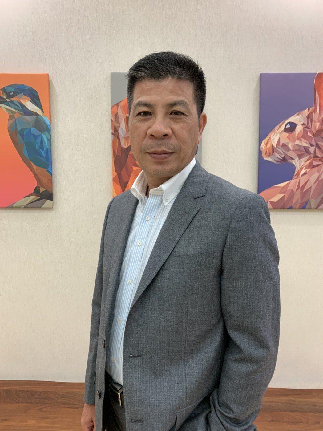 實踐理性策略公關顧問公司總經理黃錦昌。