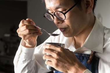 選咖啡如選書,型男咖啡師親授「用咖啡喝出品味」