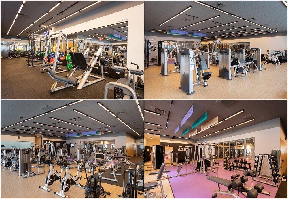 Anytime Fitness皆選用源自美國頂尖健身器材品牌:Precor、Li...