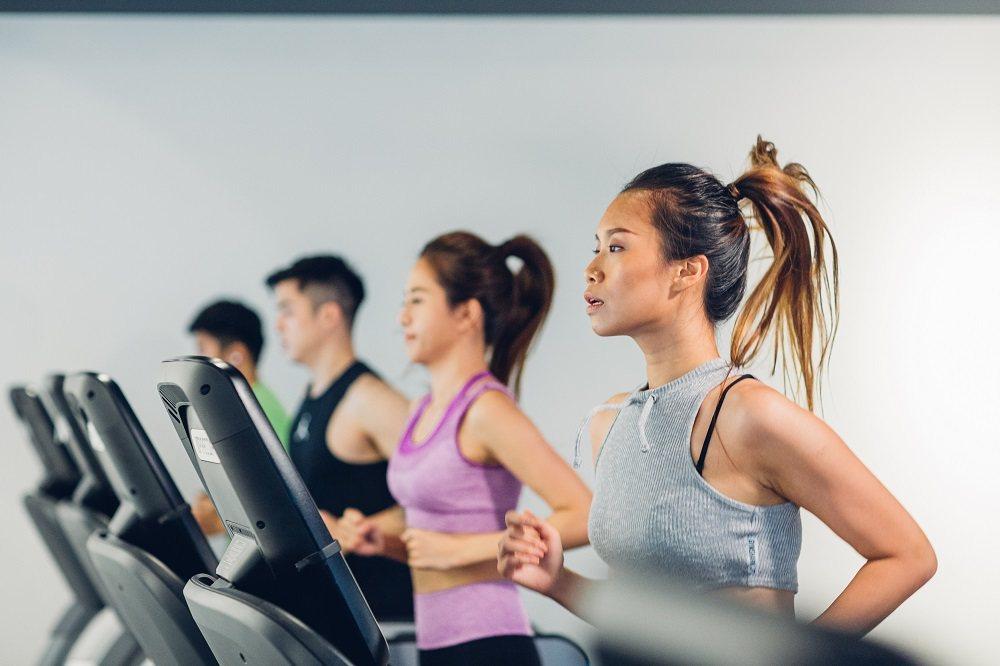 Anytime Fitness 提供空間高品質運動空間,部分區域更加裝「全熱交換...