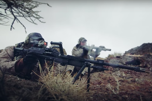 美軍特戰新利器:MG338輕型通用機槍正式換裝
