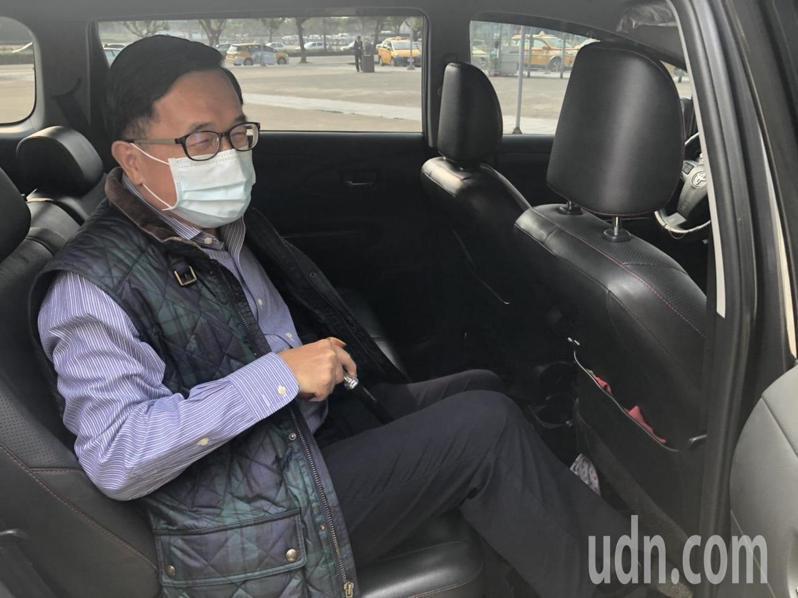 前總統陳水扁發文表示,民主靠制衡,制衡靠黨外。本報資料照片