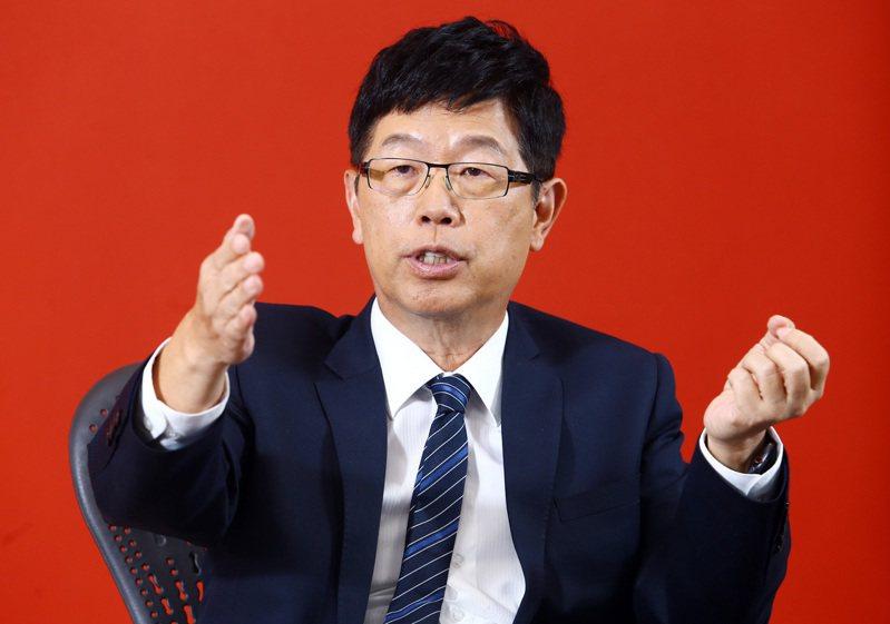 為鴻海董座劉揚偉(本報系資料庫)