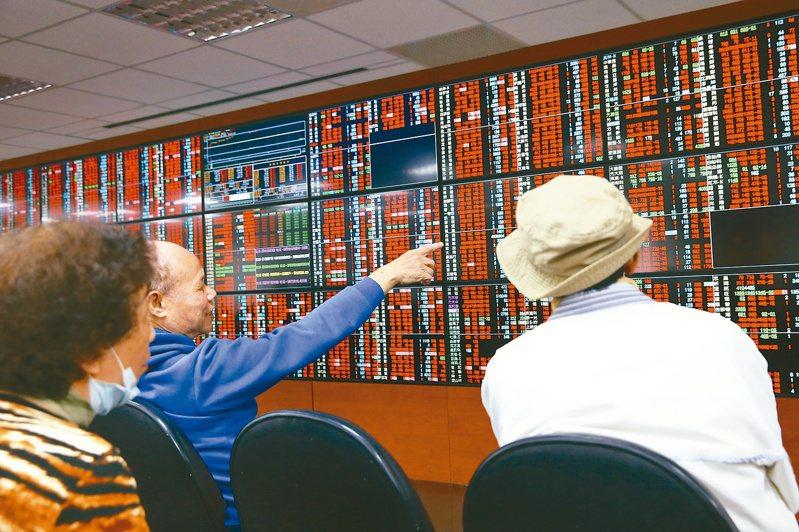 國安基金從3月20日進場護盤到6月底止,共投入7.5億元護盤,跟第1季相同。 報系資料照