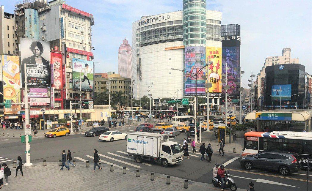 西門町 記者游智文/ 攝影
