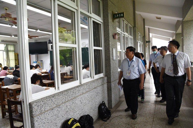 南投縣公立幼兒園教師甄選,68個名額吸引1300人報名。圖/南投縣政府提供