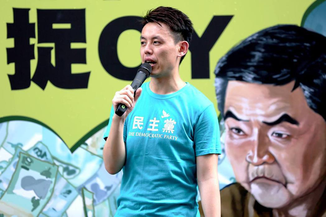 民主黨副主席羅健熙。取自羅健熙個人臉書。