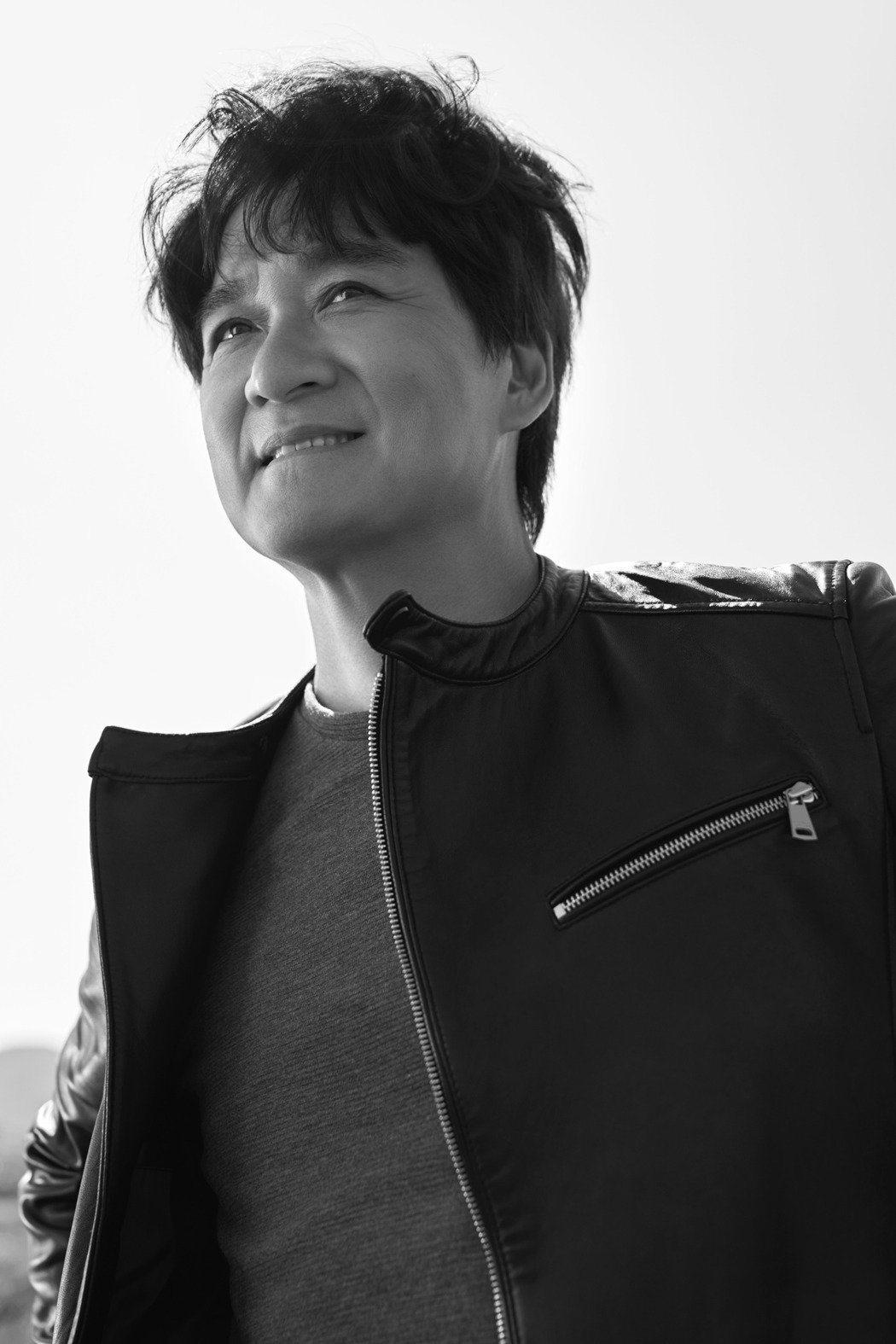 周華健憑「少年」入圍金曲獎最佳國語男歌手。圖/滾石提供