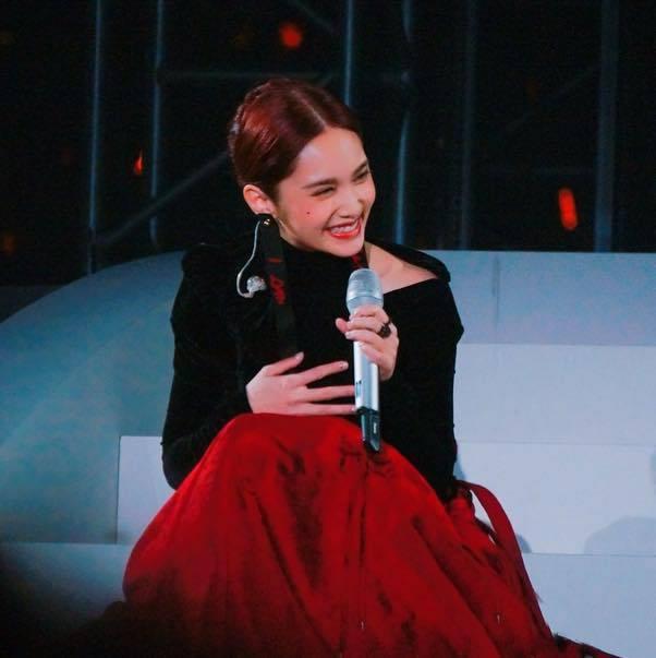 去年閃婚的楊丞琳,再度成為今年金曲遺珠,圖/摘自臉書