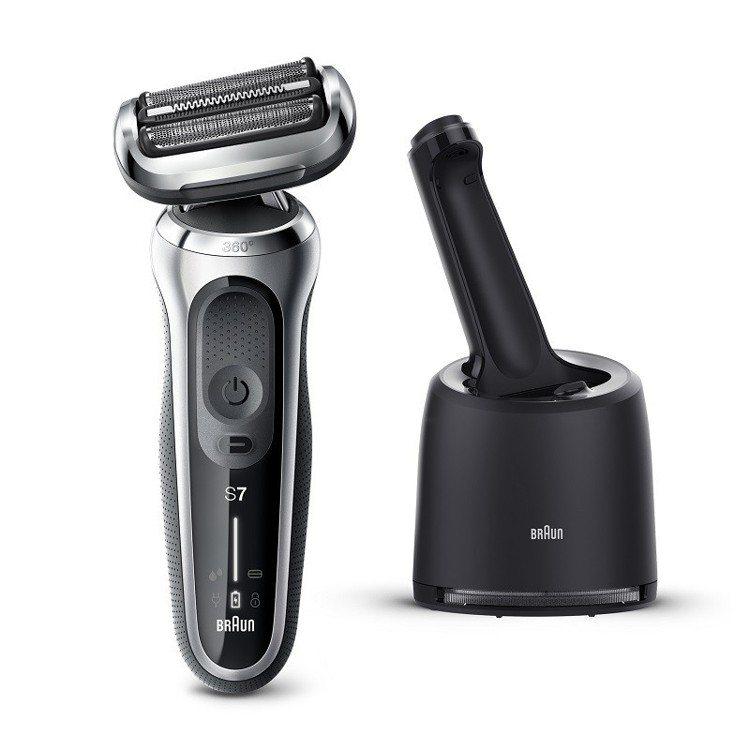 德國百靈7系列暢型貼面電鬍刀70-S7001CC,全國電子組合價16,888元,...