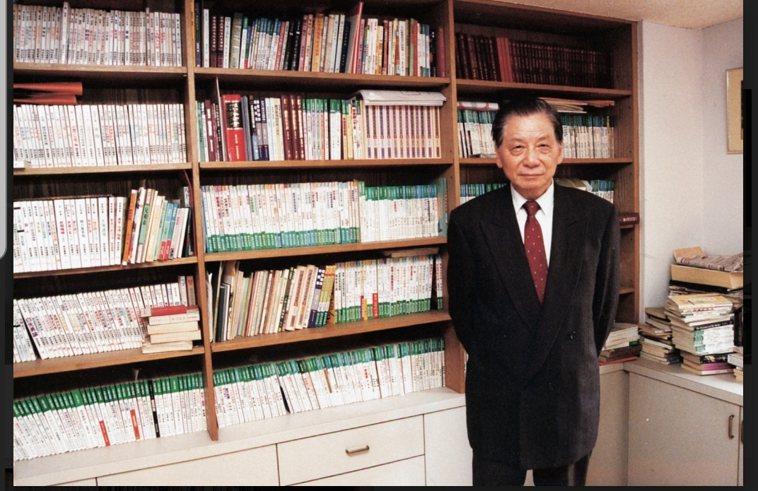 九歌出版社創辦人蔡文甫。圖/九歌提供