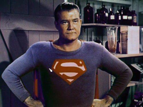 影集版「超人」喬治李維死因不尋常。圖/摘自imdb