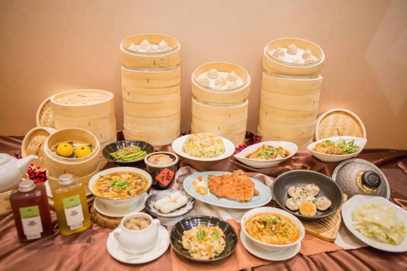 「漢來上海湯包」進駐夢時代購物中心,訴求強強聯手,也展現鞏固高雄主場的企圖心。圖/漢來美食提供