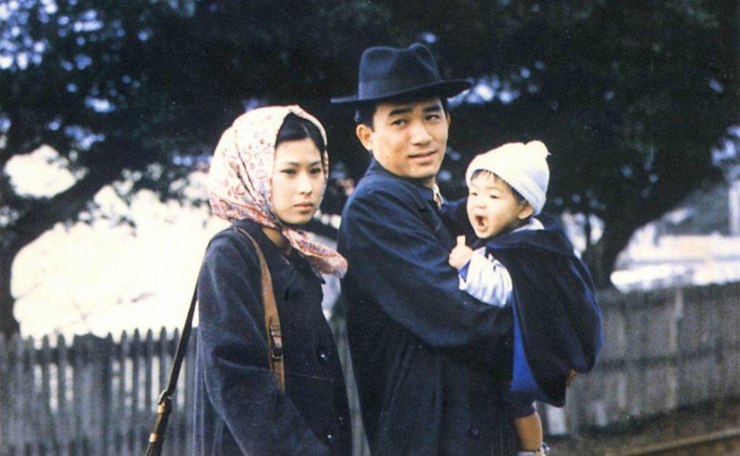 《悲情城市》劇照。 圖/IMDb