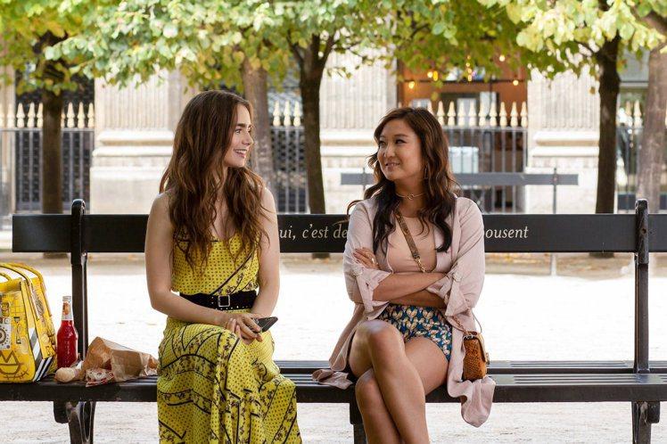 圖/《Emily in Paris》 推特