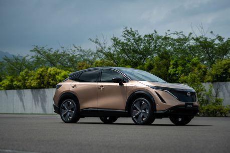 科技的日產重生!Nissan Ariya純電休旅發表 續航里程突破600公里