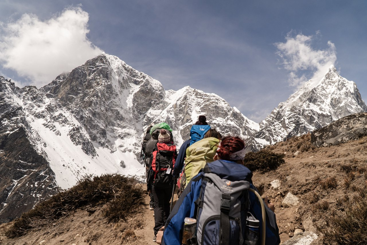 建議老人、小孩、初學者、高山工作者、出國爬高山、長天數登山,這六種人登山前兩周到...