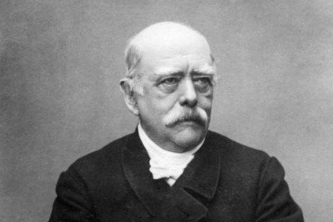 被稱為「鐵血宰相」的奧托·愛德華·利奧波德·馮·俾斯麥。 圖/摘自維基百科