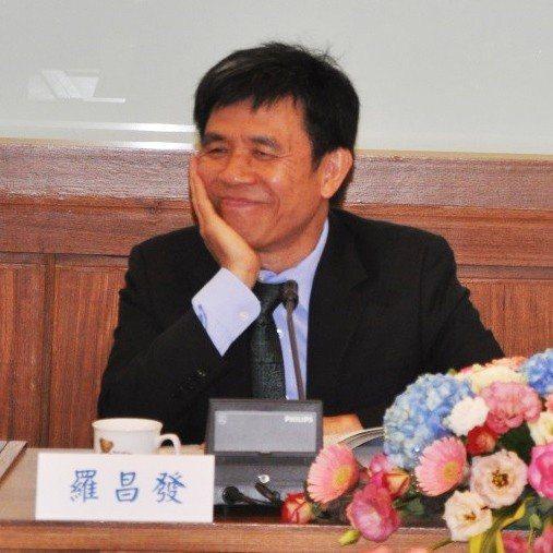 總統府發布人令,前大法官羅昌發(圖)接任我駐世界貿易組織(WTO)代表。 圖/取自中研院網站