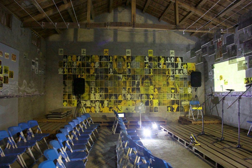 池上榖倉藝術館是由60年老榖倉改造而成。圖/台灣好基金會提供