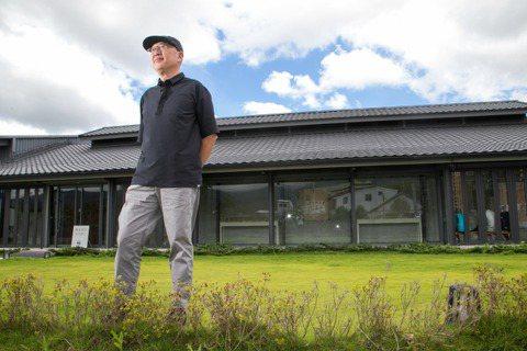 陳冠華一直都是叛逆系的建築師。陳立凱/攝影
