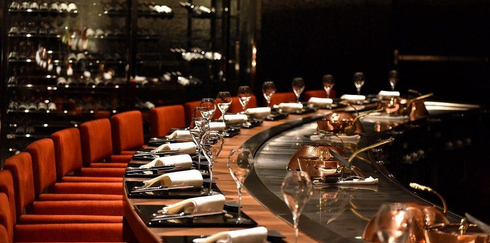 Ukai-tei Kaohsiung以「雙劇場式」的頂級用餐體驗,為饕客獻上專屬...