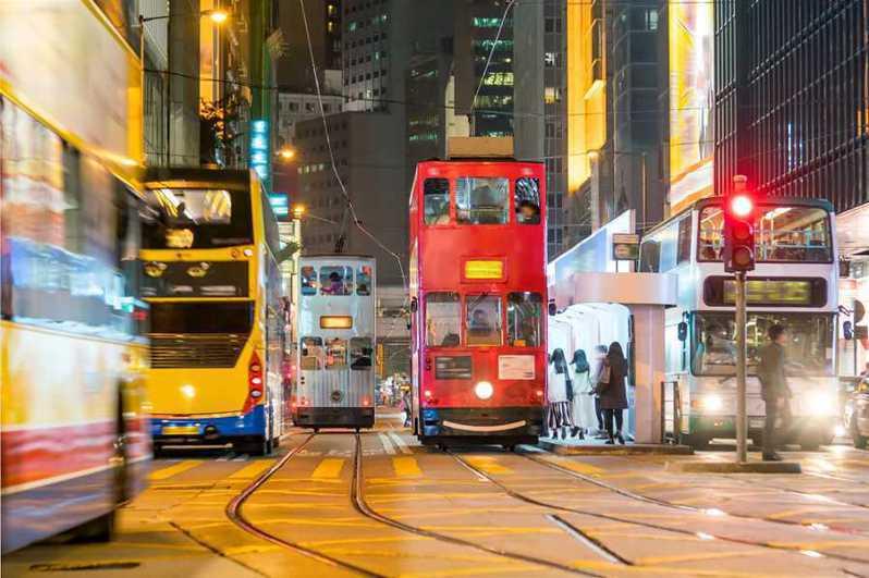 香港示意圖。圖/shutterstock