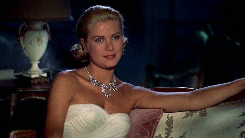 葛麗絲凱莉曾是影壇天后,美貌無庸置疑。圖/摘自imdb