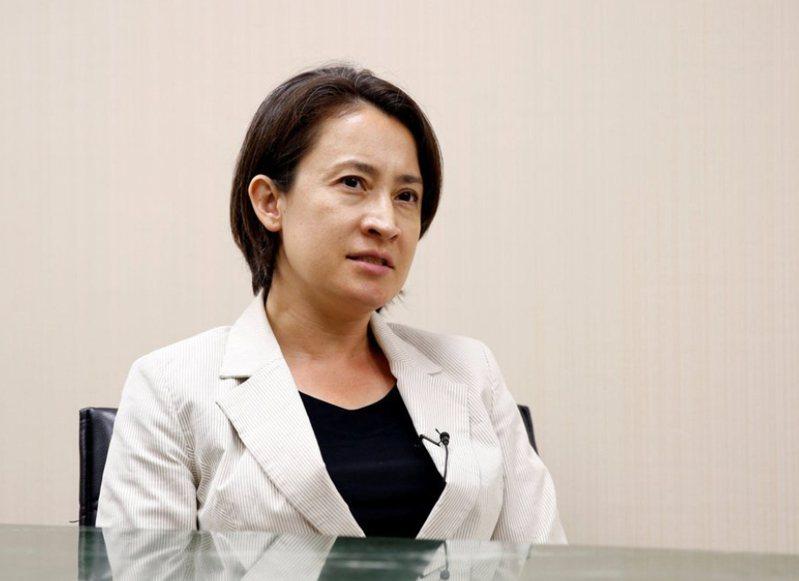 蕭美琴7月下旬將赴美出任我新任駐美代表。圖/本報資料照片