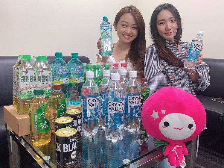 momo購物網即日起至8月9日舉辦「酷夏水飲季」,主打箱購飲品5折起。圖/mom...