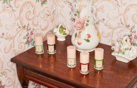多蘿西綠松石、安納貝爾玫瑰色 GUCCI終於推出指甲油系列!