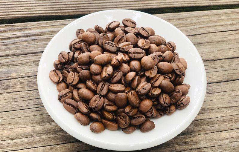 東山農會表示,今年東山地區咖啡,在果農刻意汰除修剪咖啡樹,減產比去年約少2至3成,但品質明顯提升,可說是「重質不重量」。圖/東山農會提供