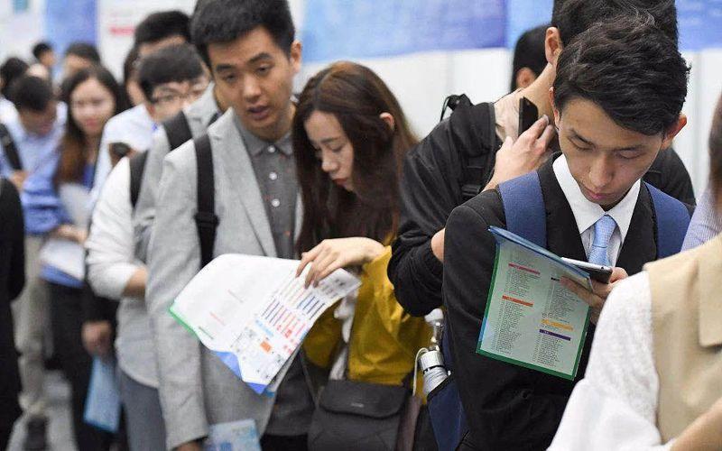 大陸國家統計局新聞發言人劉愛華16日表示,受疫情衝擊影響,今年大陸就業壓力仍然較大。(圖/取自新京報)