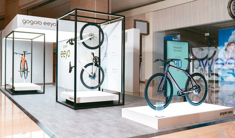 Gogoro電動自行車將由愛地雅代工組裝,搶前進歐洲地區,初步鎖定法國市場。 G...