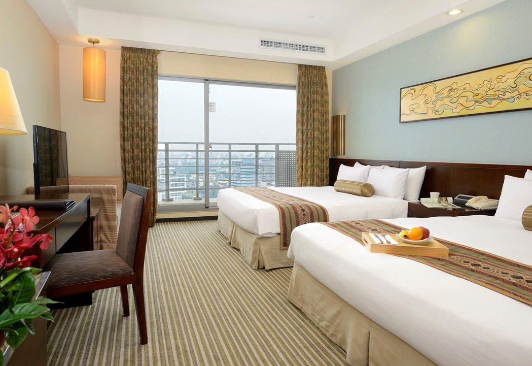 耐斯王子大飯店-精緻客房。